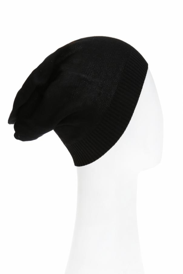 Cotton hat od Rick Owens